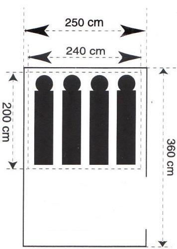 Capri 4-mans-255