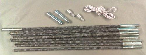 Glasfiberbåg sats 400cm-0