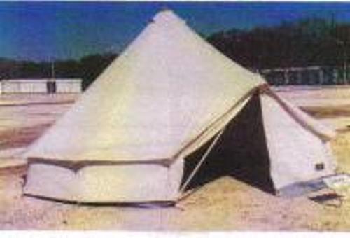 Sahara 12-15 mans tält (runt med golv)-0