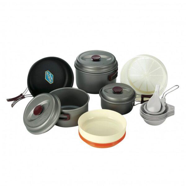 Kovea Hard- cookware system 5-6-0